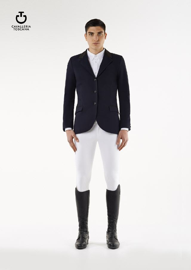 CT RIDING JACKET CT - navy