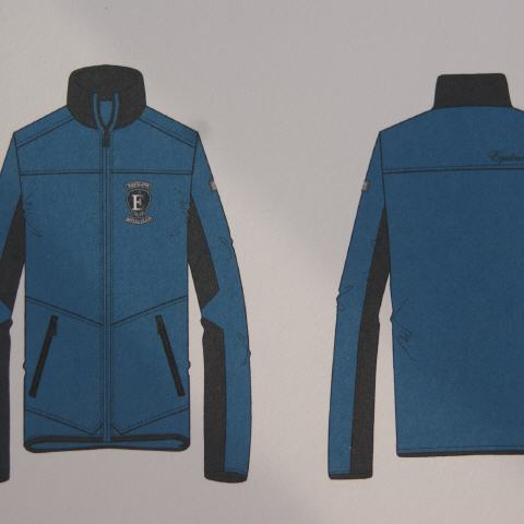 EQUILINE Softshell-Jacke Junior TOM (R09722)