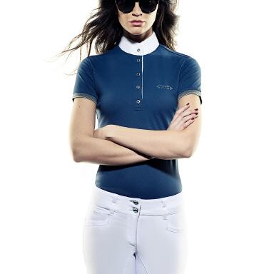 ANIMO Damen Jeans Reitshirt POST