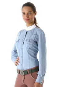 KL CLASSIC LADIES Showshirt Long (KLC-SS-219)