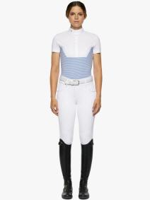 CAV. TOSCANA Reitshirt PERFORATED SAILING (POD144)