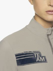 KL Damen Fleece-Hoodie KLdominique (203E-SF-491)